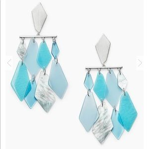 Kendra Scott Hanna Earrings 💙